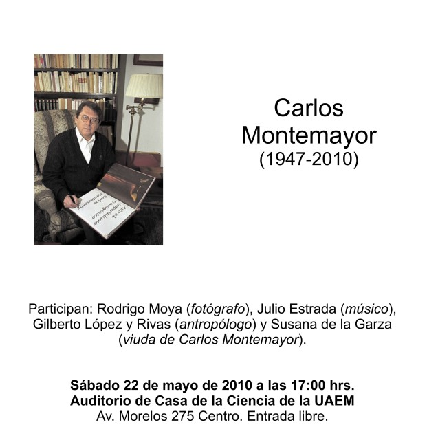 poster homenaje CCU