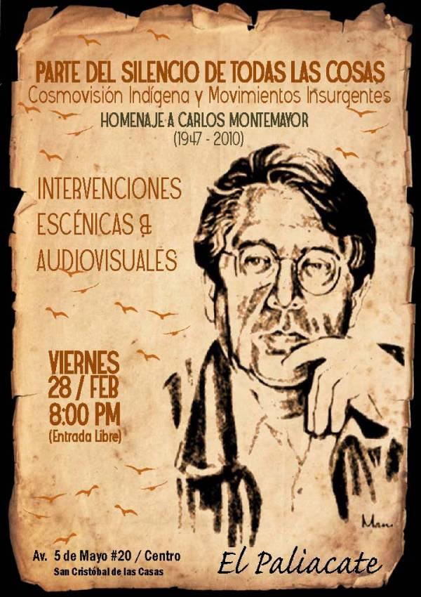 Viernes 28 de Febrero  8:00 pm   San Cristobal de las Casas, Chiapas.